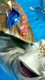 Wallpaper Finding Nemo Disney Pixar Illust Sea Animals