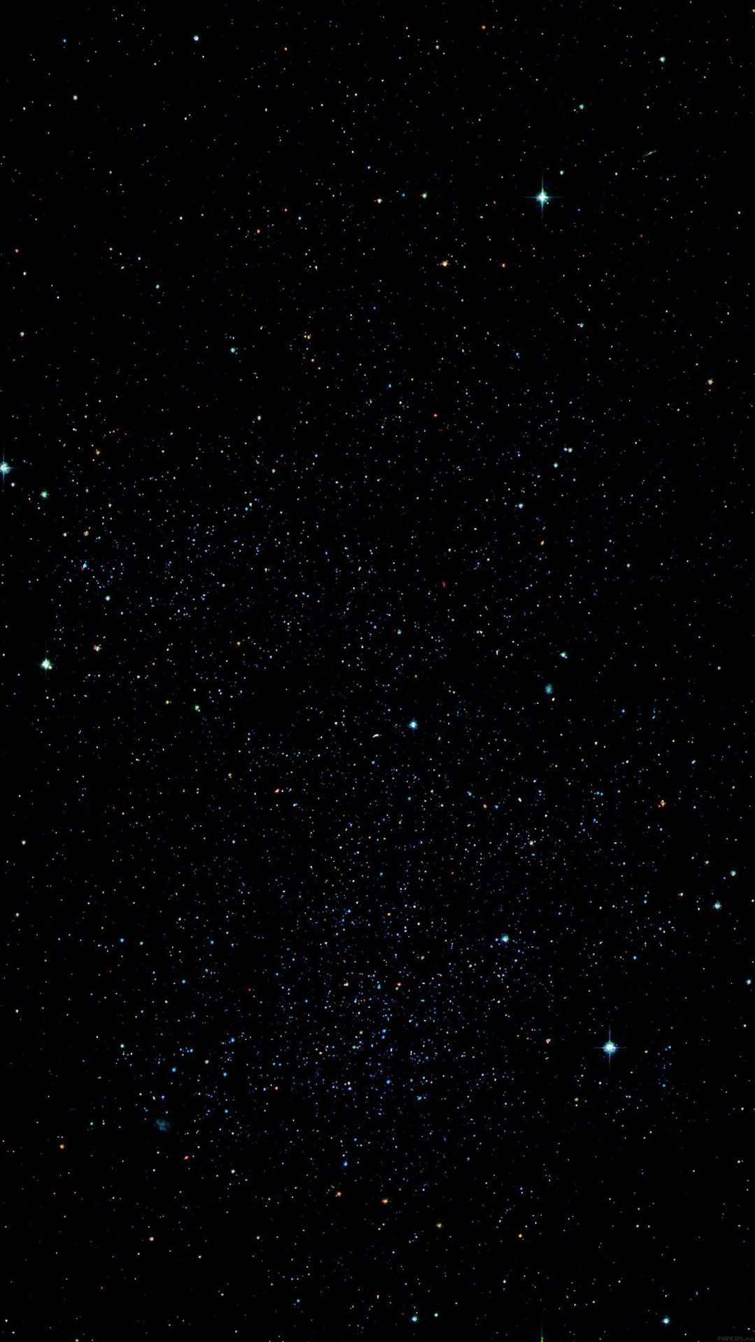 Wallpaper Night Space Night Gemini Stars