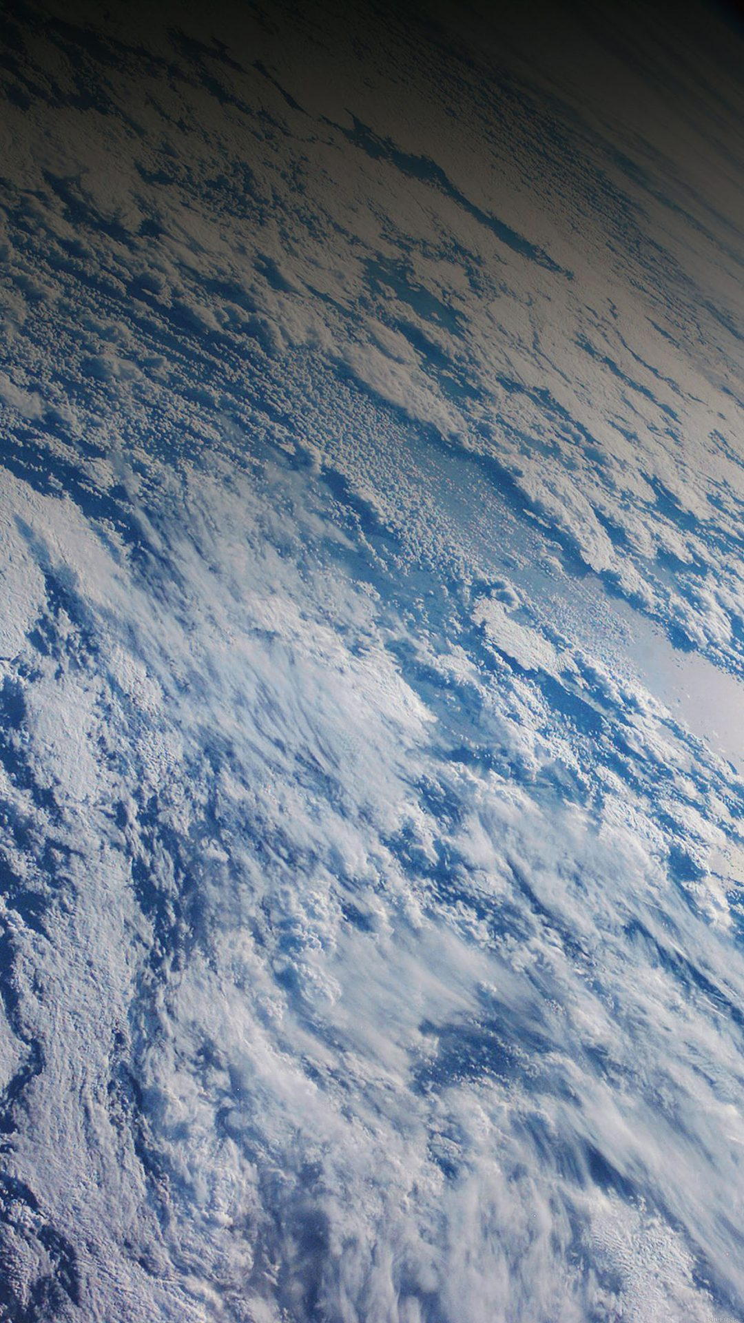 Wallpaper The Earth Space