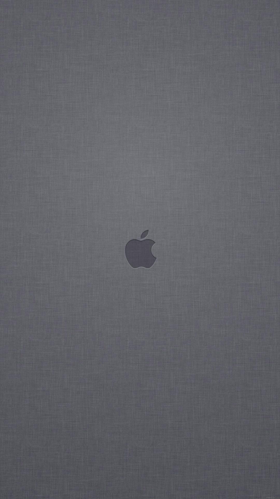 Wallpaper Tiny Apple Logo