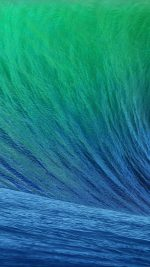 Wallpaper Wave Apple Sea