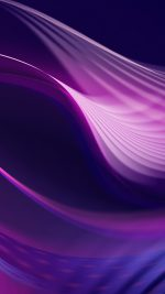 Wave Abstract Purple Pattern